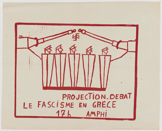 Postwar Avant-Garde and the Culture of Protest