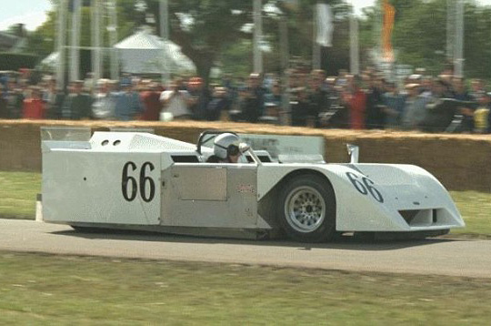 1970 Chaparral 2J - Sucker Car