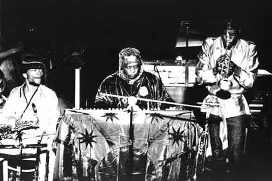 Ted Thomas (Sun Ra Arkestra) Interview