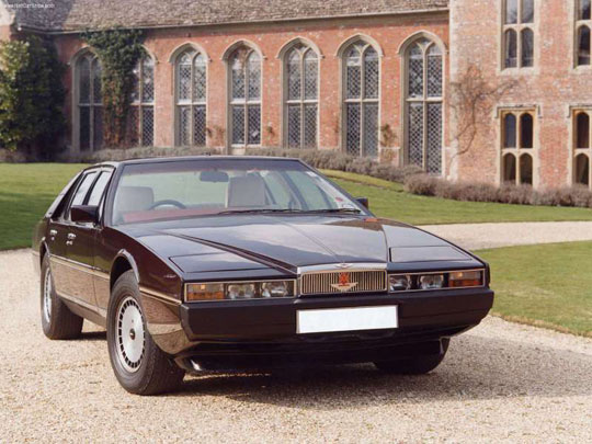 Aston Martin Lagonda