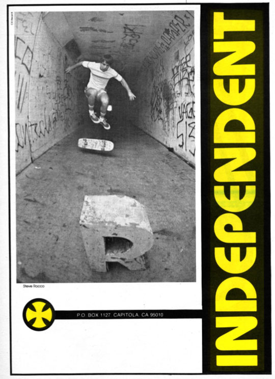 Early Skateboarding Ads